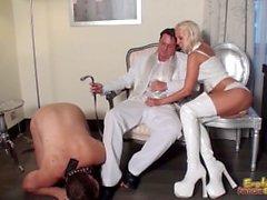 Cuckold slave