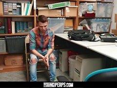 YoungPerps-малолетка дно магазинное стучал тяжело и глубоко по офицерскому Дику