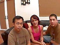 redhead cuckolds husband