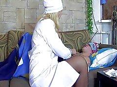 Sedução do paciente em enfermagem casa preocupou
