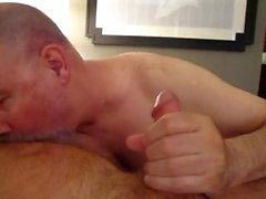 When Boston Daddy Bear Meats California Cocksucker.