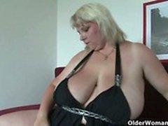 Size büyük hanımlar yatakta bir daha çok çaba olduğunu biliyor muydunuz?