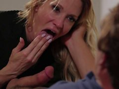 Jessica Drake enjoys the missionary