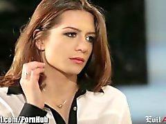 EvilAngel Veronica Vain 's erstes Mal auf Kamera