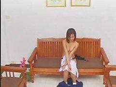 Estudiante tailandés
