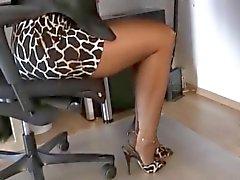 BR nylon sekreteraren