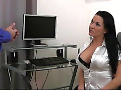 traviesas - Hotties - secretaria de empleo escala de Quickie semen en ti