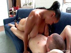 Danica Cuckoldrix - Oiled & a mp_ Naked