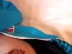 Asian Teen Amateur auf dem Sofa gefickt