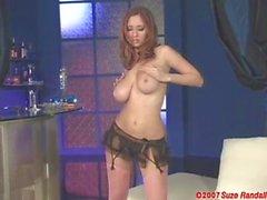 Shay Laren - Smoking Striptease