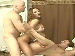 trio sexual de lujo