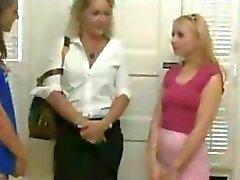 Lexi Belle and Tori Black lesbians
