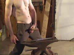 Préparation de l'acier pour la trempe