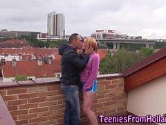 adolescente olandese ottiene arato