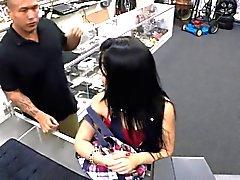 Chica latino caliente hermosa gal ganas la venta móviles robados
