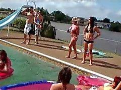 Veronica Rodriguez aka Barbie e Liz - Pool Party