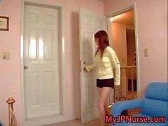 De Aki Yatoh encantadora enfermero asiática cabalga Parte 5