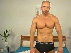 Marek Borek handjob massage czech