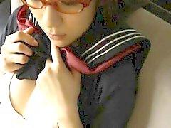 Beauty idolo Costumi da Bagno giapponesi Softcore Solo