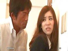 Японки детка вынужден Ебать