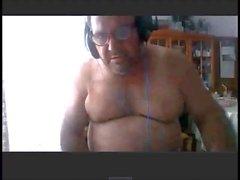 espagnol ours parfait webcam branler