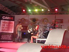 Конрад Сон год ла Pornoband с участием Конрад девушкам в Feda