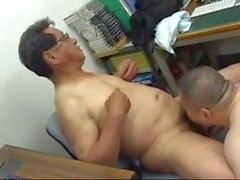 anciano japonés