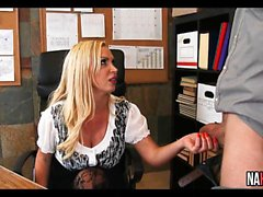 Another Day At The Office Nikki Benz