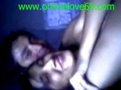 Bangladeshi fille universitaire Salma AIUB - onlinelove69