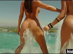 Rachel Starr and Madison Ivy get nailed