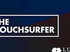 LustCinema Der geile CouchSurfer