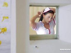 Yaramaz Natalee Hemşireler Sabit Cock