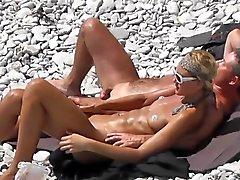 пляжный секса Вуайеристы 4 DR3