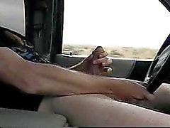 Не мастурбации во время вождения ( Ни один диплом )