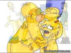 Simpson la famille rapports sexuels
