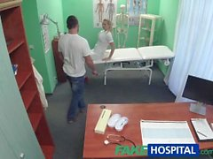 FakeHospital Handy adam hemşire lanet alır