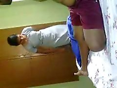 Northindian College Girl Nudely nautitaan BF huoneista - II
