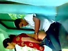 Bangladesh muslim flicka som Farzana fan hennes bf secretlly