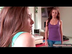 Heiße und gemeine Lesben - schön schlampig mit Adriana Chechik u. Casey Calvert geben frei video 01