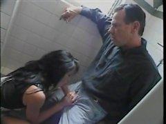 Rough Anal at the toilet (Pioson02)