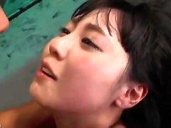 Japanische Electro-BDSM und extrem asiatische Bondage