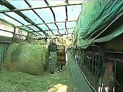Horny лесбийские бабулек чертовски жесткий фермы