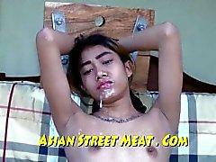 Bangkok Bimbo occupé être lavé le cerveau