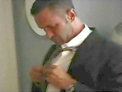 Volle geeignet ist Vater fickt Knabe in Büro