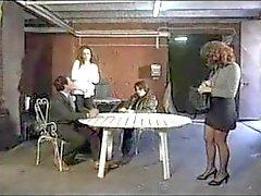 Simona Valli Italialainen vankilassa Foursome