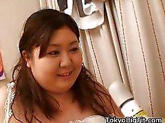Hitomi Matsumoto spannende Nipponjin