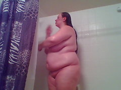 толстушки гс принимает ванну