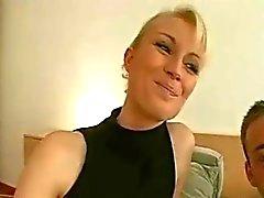 Big Sexy Ass Loira alemã menina Jessica
