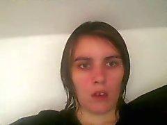 24yo französisch Mädchen auf Chatroulette blinkt für mich zu