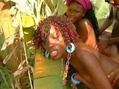 Afrikka Äx Sauvage 6